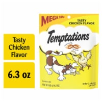 Temptations Classic Tasty Chicken Flavor Cat Treats Pouch