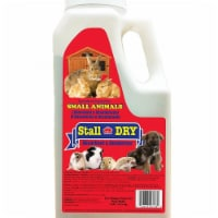 Stall Dry W136 6 lbs Small Animals Absorbent & Deodorizer