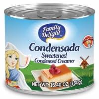 Family Delight Sweetened Condensed Creamer - 13.4 oz