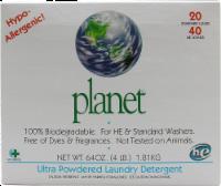 Planet Ultra Powder Laundry Detergent - 64 oz