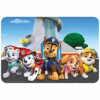 Paw Patrol Placemat for Ages 3 and Up - 1