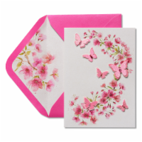 Papyrus (S25) Cherry Blossom - Blank Card