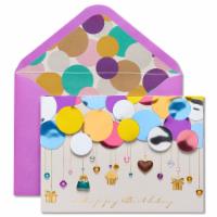 Papyrus (S21) Balloons - Birthday Card