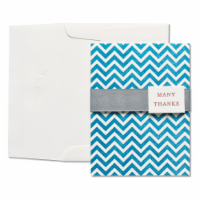 Papyrus (S31) Letterpress - Thank You Card