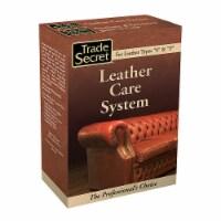 Trade Secret Leather Care System - 1 kit each