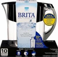 Brita Grand Water Filter and Pitcher - Black