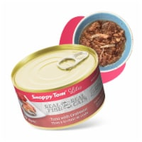 Snappy Tom Lites Tuna with Crabmeat 5.5oz