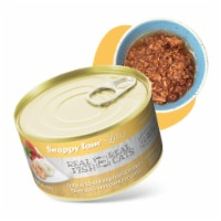 Snappy Tom Lites Tuna with Shrimp and Calamari 5.5oz