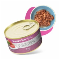 Snappy Tom Lites Tuna 3oz