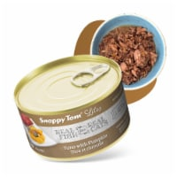 Snappy Tom Lites Tuna with Pumpkin 3oz