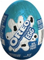 Oreo Creme Filled Chocolate Candy Egg