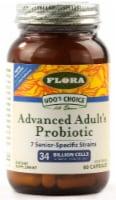 Flora  Flora Advanced Adult's Probiotic Capsules