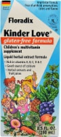 Flora Kinder Love Gluten-Free Formula Children's Multivitamin Liquid