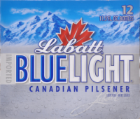Labatt Blue Light Canadian Pilsner