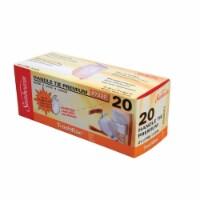 Sunbeam Trashrac 87020 5 gal Trash Bags