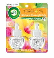 Air Wick Hibiscus & Blooming Orchids Scented Oil Refills