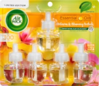 Air Wick Scented Oil Refill - Hibiscus & Blooming Orchids