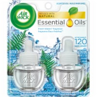 Air Wick® Fresh Waters Scented Oil Refills - 2 ct