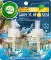 Air Wick Life Scents Turquoise Oasis Oil Refills