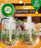 Air Wick Cherry & Coconut Paradise Retreat Scented Oil Refills