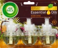 Air Wick Scented Oil Triple Refill Life Scent Paradise Retreat