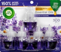 Air Wick Lavender & Chamomile Scented Oil Refills 5 Count