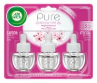 Air Wick Pure Tropical Flowers Refill