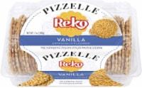 Reko Pizzelle Vanilla Italian Waffle Cookies