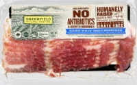 Greenfield Gluten Free No Sugar Thick Cut Smoked Uncured Bacon
