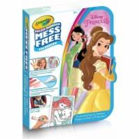 Crayola Color Wonder Mini Mess-Free Color On-The-Go - Disney Princess - 1