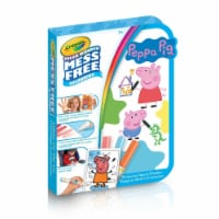 Crayola Color Wonder Mini Mess-Free Color On-The-Go - Peppa Pig - 1