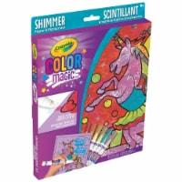 Crayola Magic Shimmer Unicorns Craft Kit - No