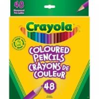 Crayola 48 Colored Pencils - 1
