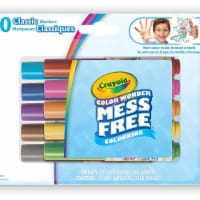 Crayola 30374515 Color Wonder Mini Markers - 10 Count
