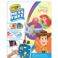 Crayola 30374060 Disney Baby Mess-Free Color Wonder Pages & Mini Markers