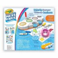 Crayola Color Wonder Mess Free Light-Up Stamper - 1