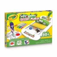 Crayola Silly Scents Sticker Maker - 1
