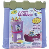 Crayola Scribble Scrubbie Peculiar Pets Palace Playset - 1