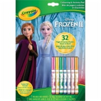 Crayola 30372875 Disney Frozen II Color & Activity Book
