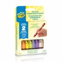 Crayola My First Crayola Washable Tripod Grip Crayons