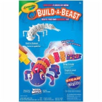 Crayola 30372845 Build a Beast Craft Kit - Dragonfly