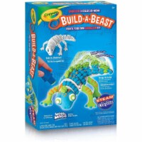 Crayola 30372865 Build a Beast Craft Kit - Chameleon