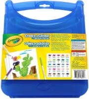 Crayola Create & Colour Super Tips Washable Markers Kit