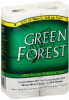 Green Forest Bath Tissue