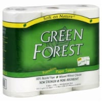 Green Forest 100% Recycled Size-Your-Own Paper Towels