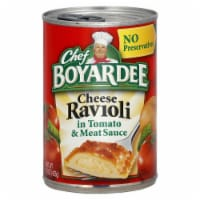Chef Boyardee Cheese Ravioli in Tomato Sauce