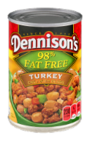 Dennison's 98% Fat Free Turkey Chili with Beans