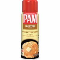 Pam Butter Flavored Cooking Spray