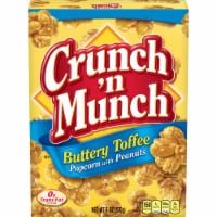 Crunch 'n Munch Buttery Toffee Popcorn