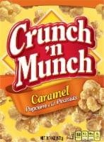 Crunch 'n Munch Caramel Popcorn with Peanuts
